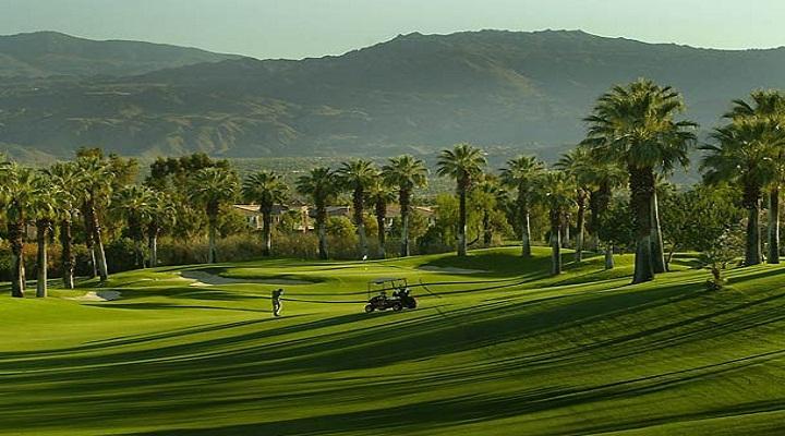 Desert Springs golf course Open to the public