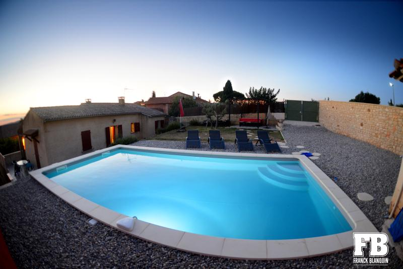 Le jardin d Auguste, holiday rental in Roussillon