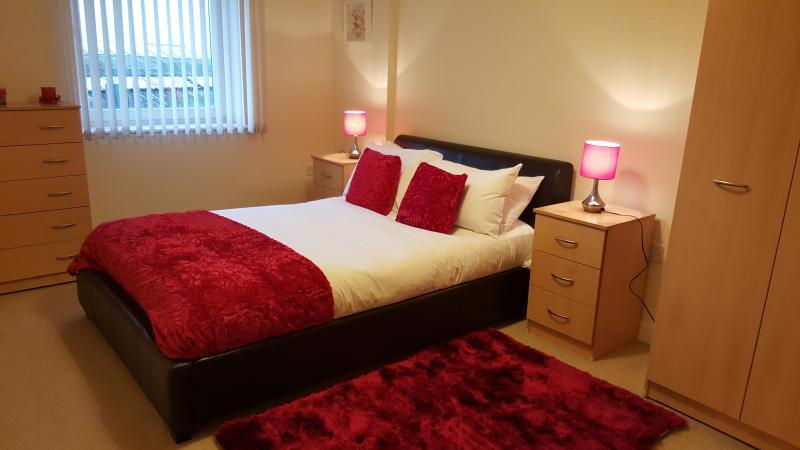 Luxurious executive flat in Cardiffbay, alquiler de vacaciones en Penarth