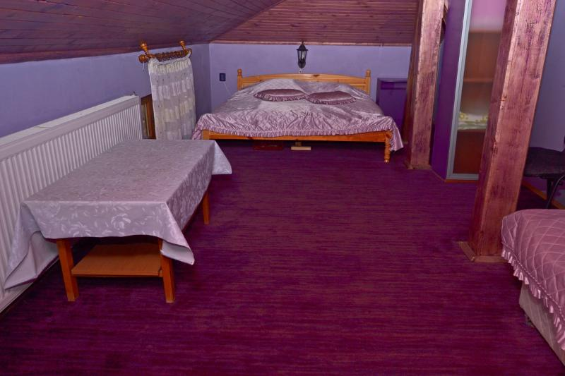 Attic room for 4 persons