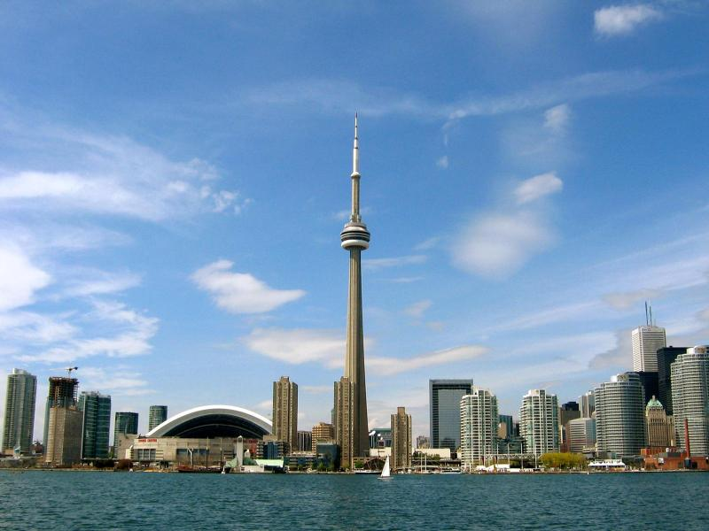 Close to the top Toronto tourist attractions.