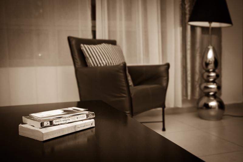 Suite-Sunset- (apartment #3) Living room