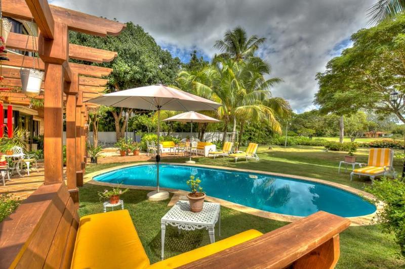 Marvellous Five Bedrooms Villa at Casa de Campo, location de vacances à La Romana