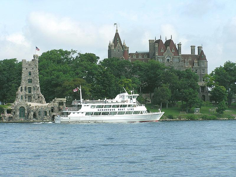 BOLDT CASTLE IS A MUST....