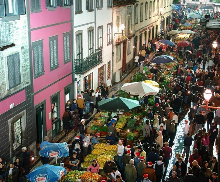 Mercado dos Lavradores, 23 de diciembre