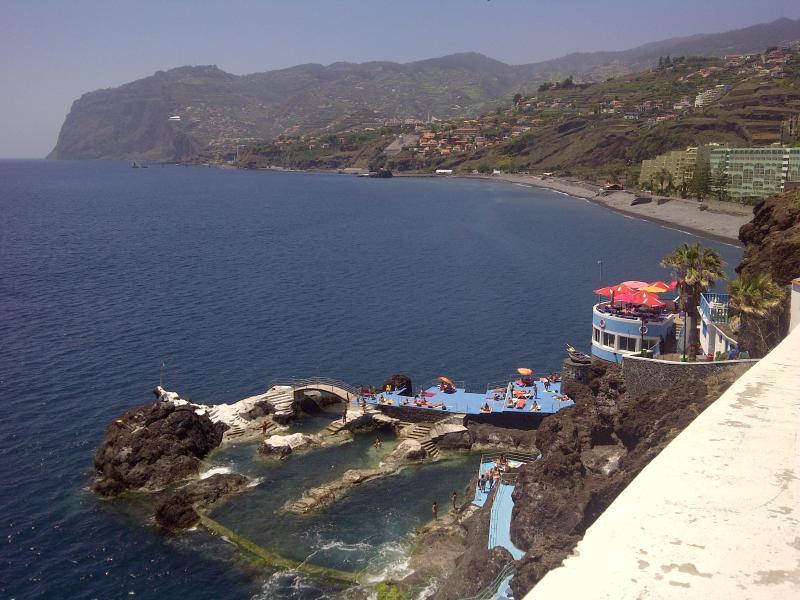 Beach Doca do Cavacas