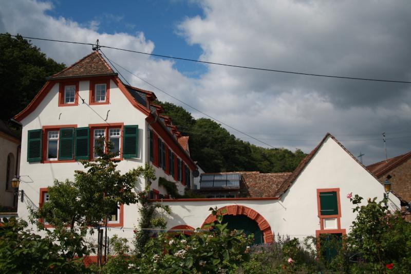 Hirschhorner Hof  Schaffnei von 1604