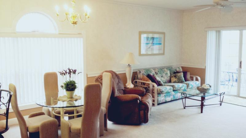 Feel like home away from home,your getaway spacious condo