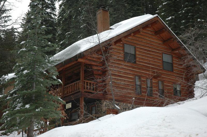 Authentic Log Home in Yosemite West