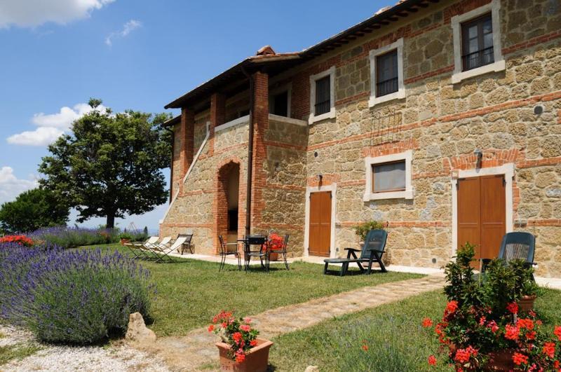 AGRITURISMO LUCCIOLA BELLA, vacation rental in Pienza