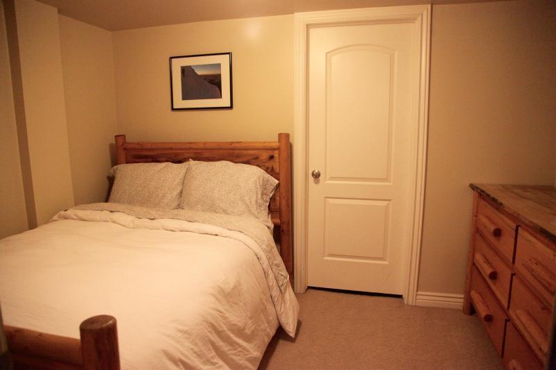 Chambre supplémentaire avec lit Log
