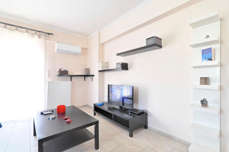 Brand new cozy apartment with view off all Athens, holiday rental in Agios Dimitrios