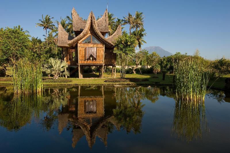 Villa Lumbung, location de vacances à Candidasa