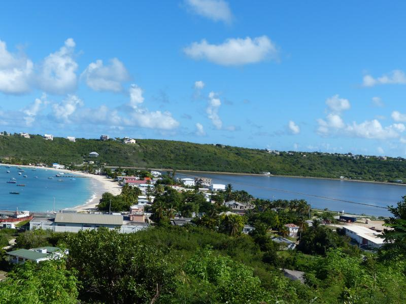 Sandy Ground, Anguilla. A quaint fishing village with great restaurants & beach stops