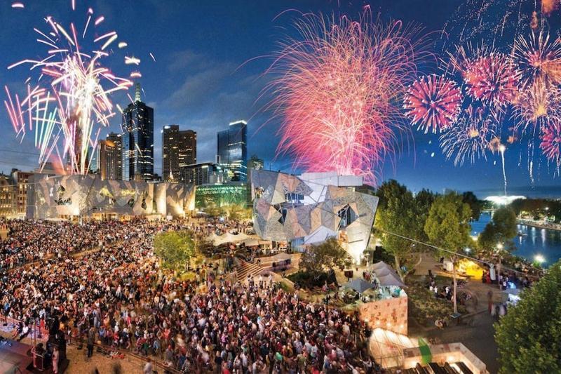 Love amazing inner city events.