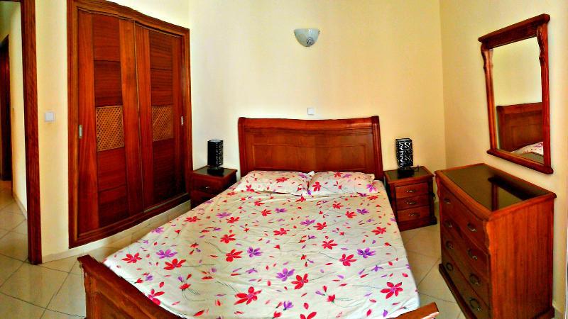 Apartamento Moderno Agadir, alquiler de vacaciones en Ait Melloul