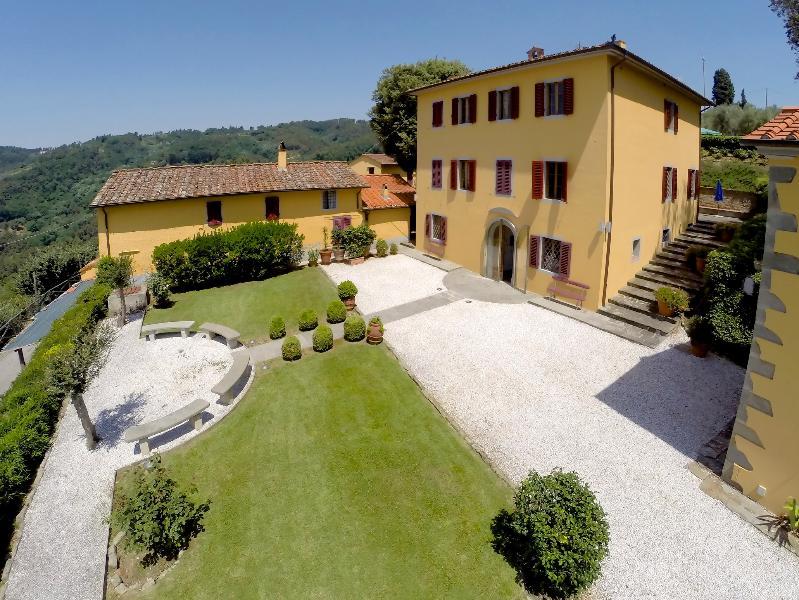 Villa Il Cerritoio, holiday rental in Borgo a Buggiano