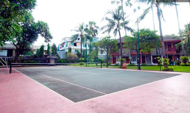 Facilities (Tennis Court)