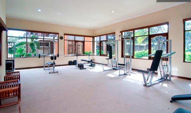 Facilities (Gym)