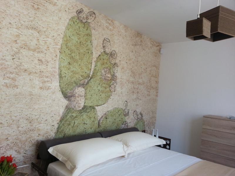 pittoresque et confortable chambre à coucher