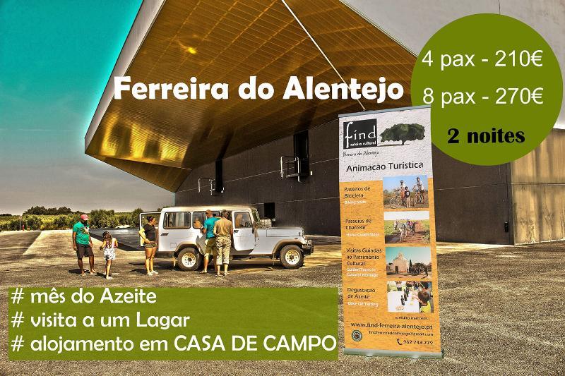 Onderdak in Villa deze maand met een bezoek aan de grootste molen in de wereld