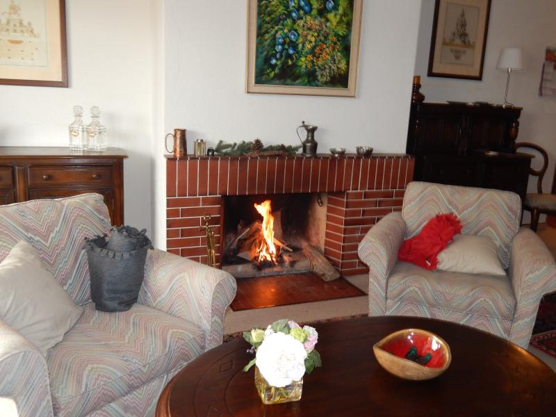 Crans Cozy House, holiday rental in Granges