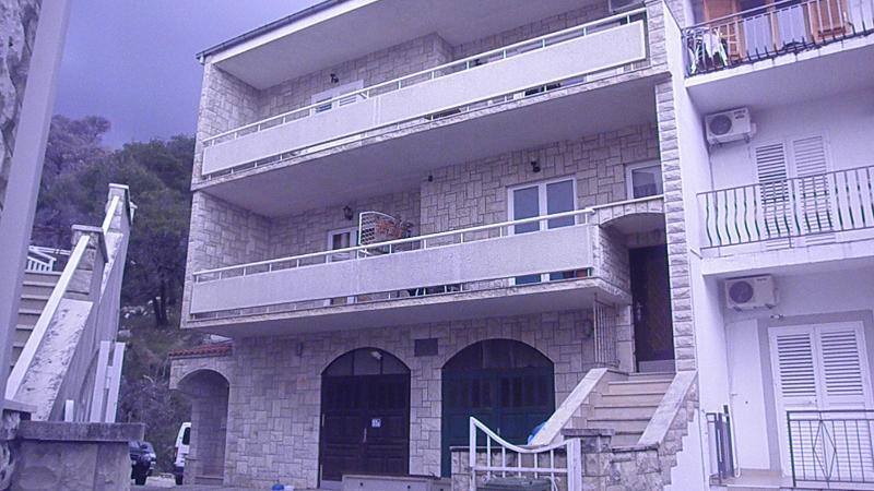Vela - with own parking: A1(2) - Podgora, alquiler de vacaciones en Podgora