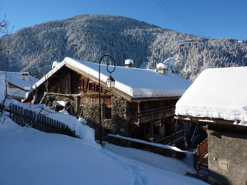 Character and excellent location: Chalets farm du Villaret
