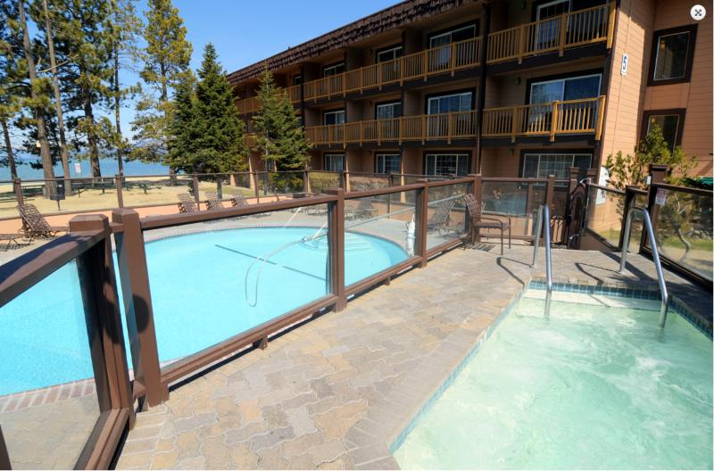 1BR Condo at the Tahoe Beach & Ski Club, vacation rental in South Lake Tahoe