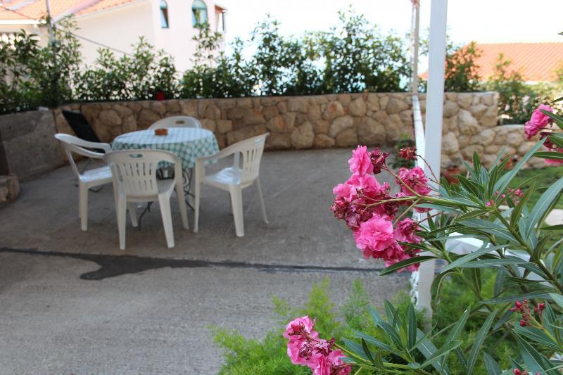 terrasse de jardin (maison et environs)