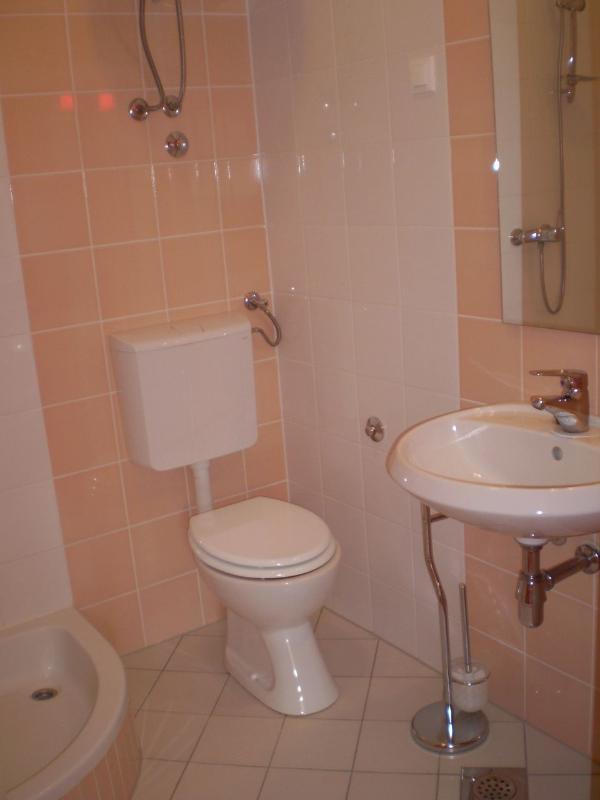 A3 Crveni (3 + 2): salle de bains avec toilette