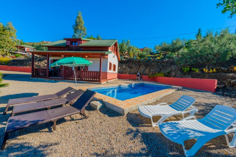 House with Private Pool (Aries), vacation rental in Algarrobo