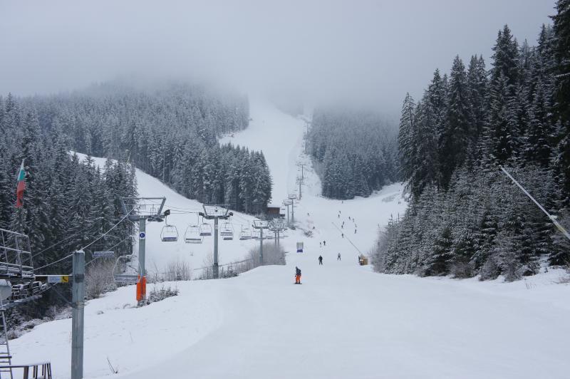Lots of ski runs