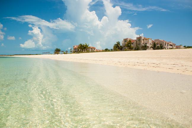 propiedad frente al mar