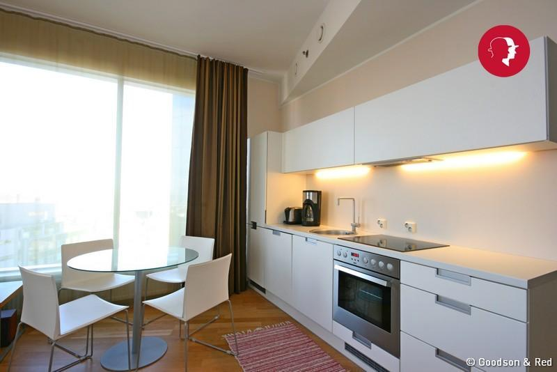 Kitchen and dining-area