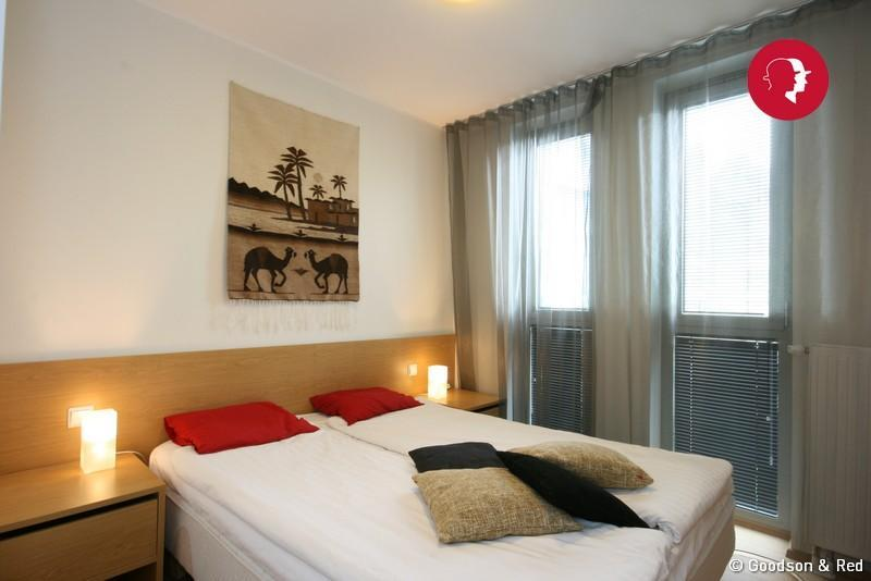 Cosy 1-Bedroom Apartment in City Marina Area, holiday rental in Haabneeme