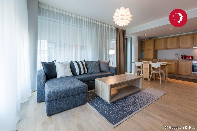 Executive Style 1-Bedroom Apartment in Rotermanni, holiday rental in Anija