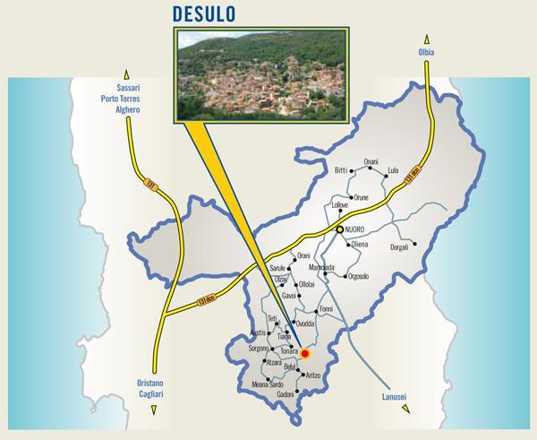 Where we are?-desulo