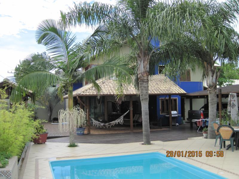 WONDERFUL BEACH HOUSE, holiday rental in Florianopolis