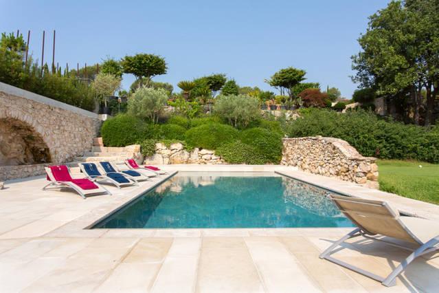Villa near Golf Opio Valbonne, holiday rental in Opio