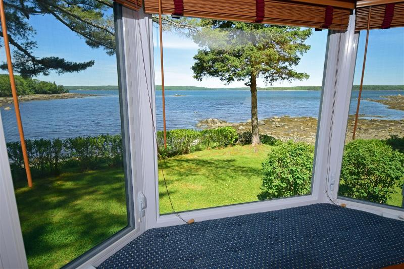 Acadia Bayside Cottage Stunning Sunsets Waterfront Updated