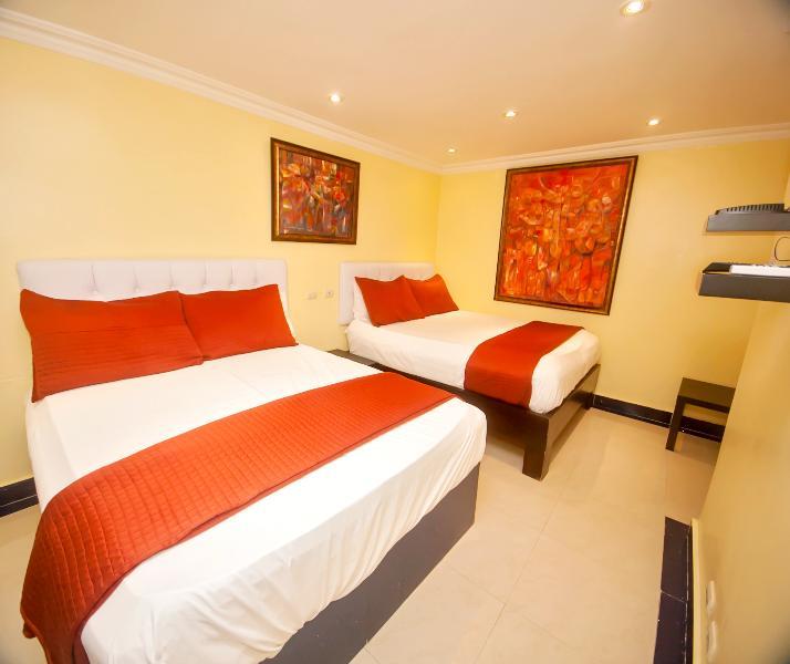 Boutique Hotel RIG Puerto Malecon quarto