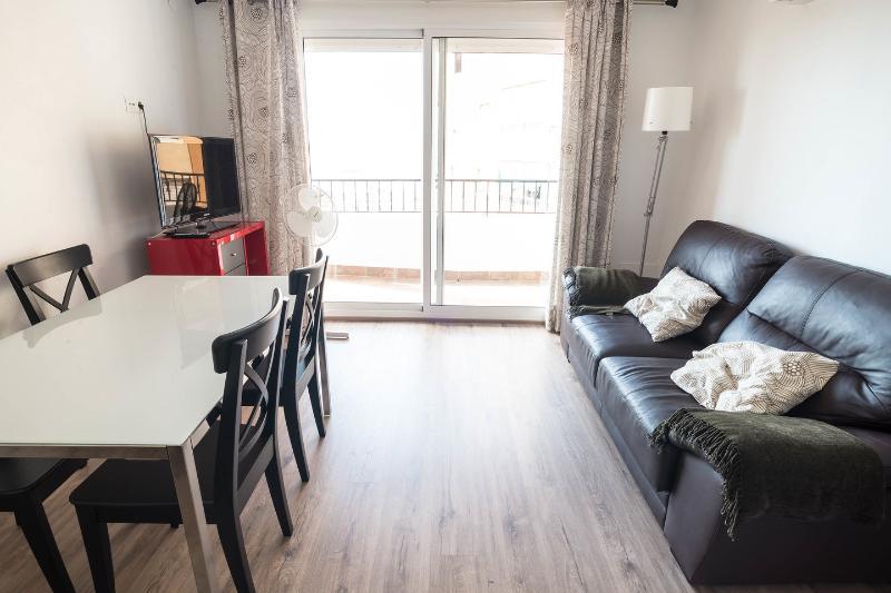 Apartamento para 6 con terraza centro de malaga updated for Para desarrollar su apartamento con terraza