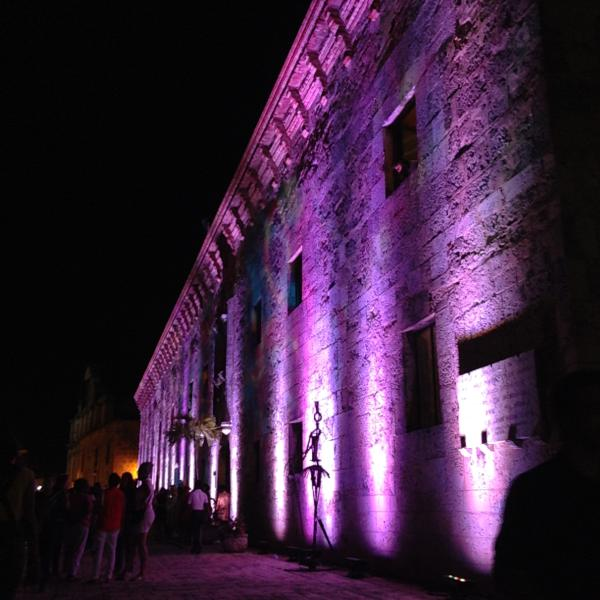 Museo de las Casa Reales, 5 minutes walking.