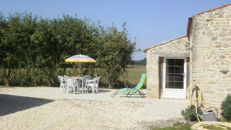 La maison neuve, vacation rental in Vendee