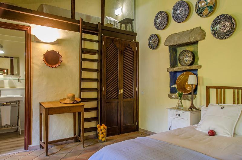 Hotel Rural Las calas - Doble, holiday rental in Cruz de Tejeda