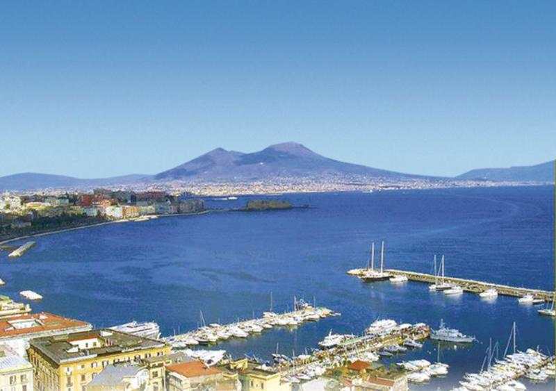 7 Tage Napoli und Umgebung, holiday rental in Francolise
