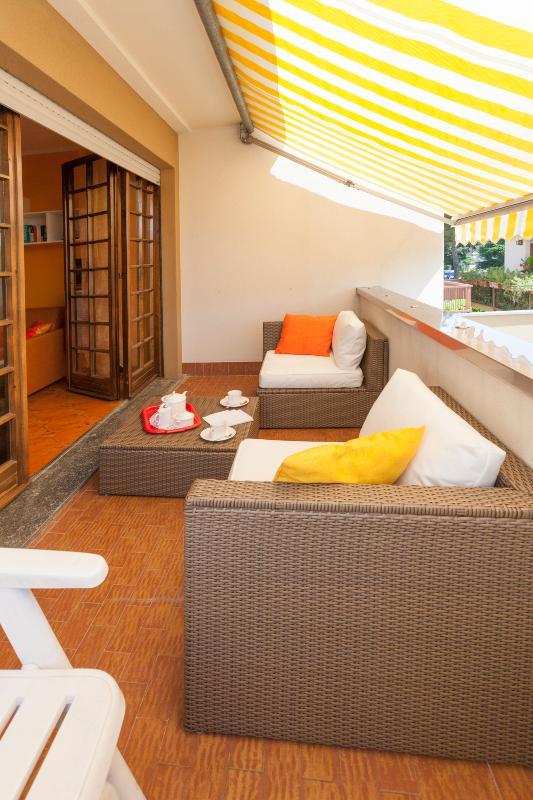 Balcony private