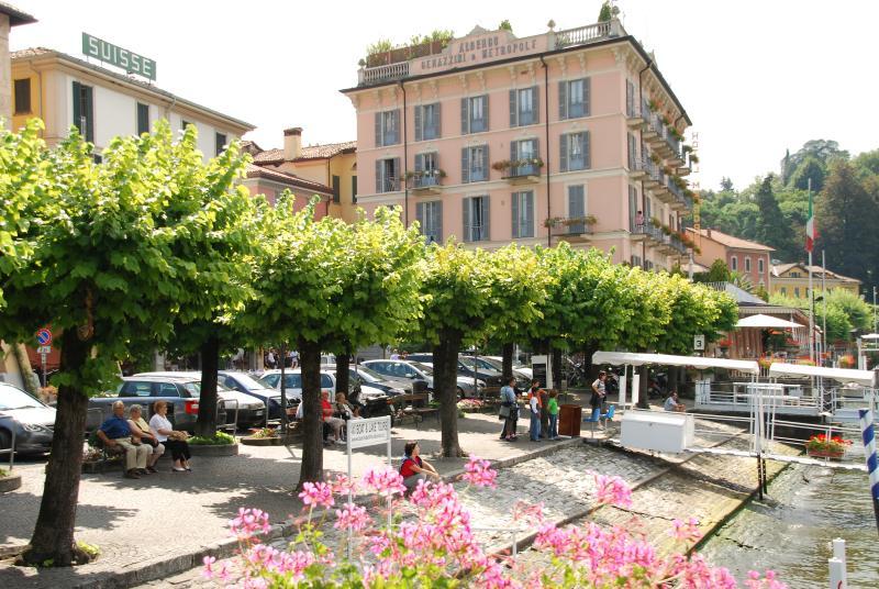 Bellagio centro histórico 15 minutos a pé do apartamento