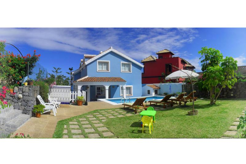 HOLIDAY HOME 'EL MAR' with swimming pool & garden, holiday rental in La Guancha